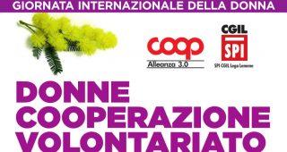 Donne cooperazione volontariato, 18 marzo a Fossalta di Portogruaro