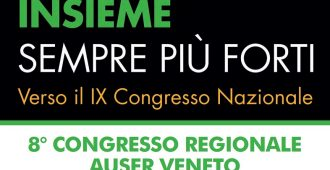 8° congresso regionale AUSER Veneto – 23/24 marzo 2017