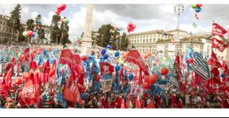 Legge di bilancio: il 14 ottobre manifestazioni unitarie in tutta Italia