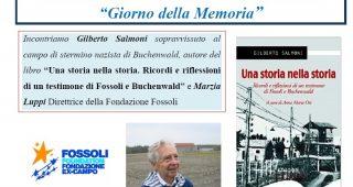 Giorno della memoria: le iniziative dello Spi di Vicenza