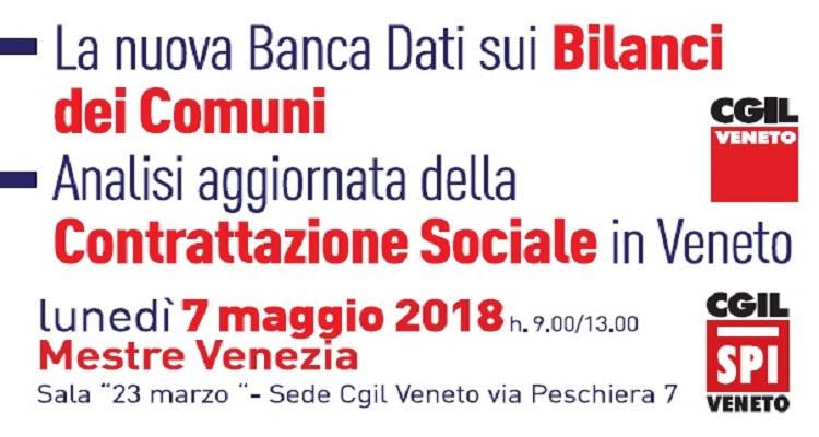 fae5420334 Una giornata dedicata all'approfondimento e all'analisi aggiornata della  dimensione regionale e territoriale della contrattazione sociale e ...
