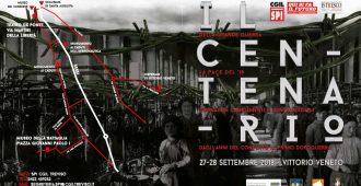 A Vittorio Veneto il 27 e 28 settembre ricordiamo il Centenario della fine della Grande Guerra