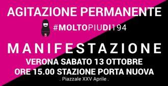 La Cgil a difesa delle legge 194 e dei diritti delle donne, a Verona il 13 ottobre