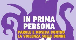 In prima persona: parole e musica contro la violenza sulle donne. A Cadoneghe il 21/11