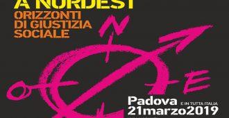 21 marzo Padova, piazza principale della Giornata della Memoria e dell'Impegno