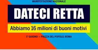 Padova 9 maggio: una delle grandi assemblee in vista della manifestazione del 1 giugno a Roma