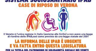 Spi Verona: assemble pubbliche unitarie su invecchiamento ativo e riforma IPAB