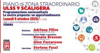Verona: incontro sui piani di zona straordinari