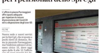 Il sindacato dei pensionati della Cgil di Feltre amplia i servizi.