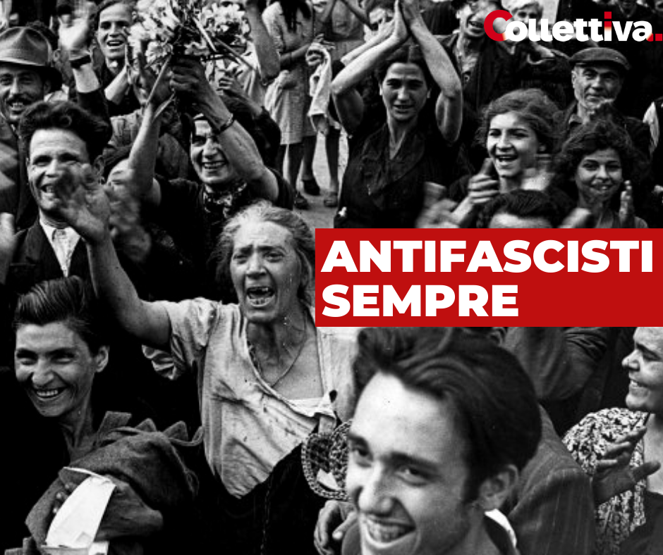 Immagine da Collettiva - Antifascisti sempre